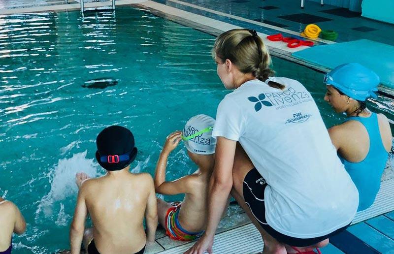 bambini e ragazzi - piscina livenza